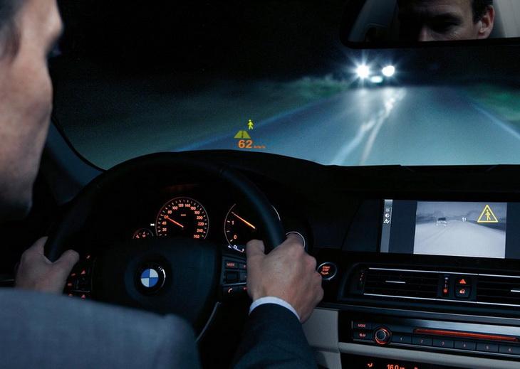 Как ездить ночью по трассе